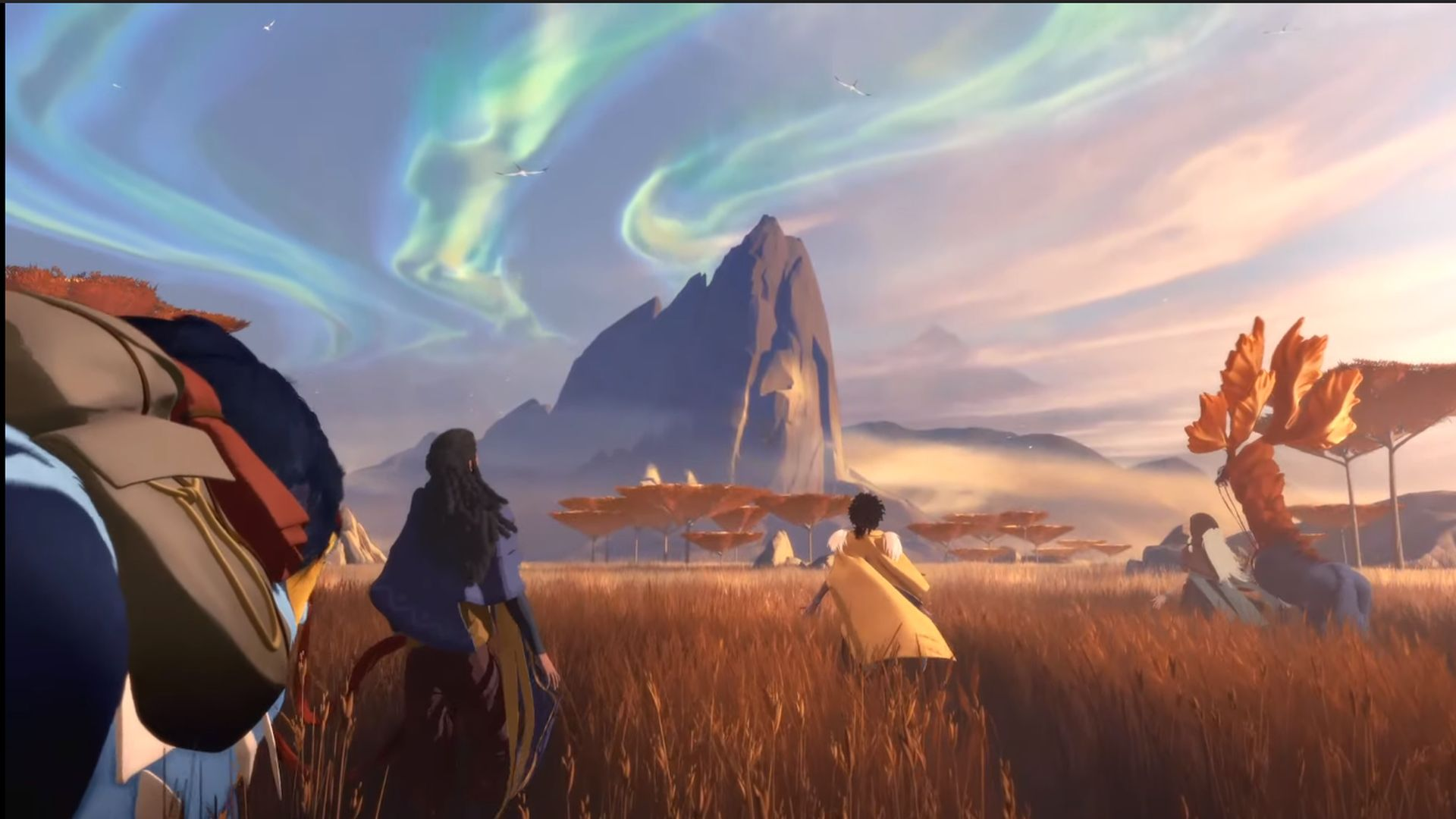 EverWild asks you to coexist with an absolutely gorgeous natural world