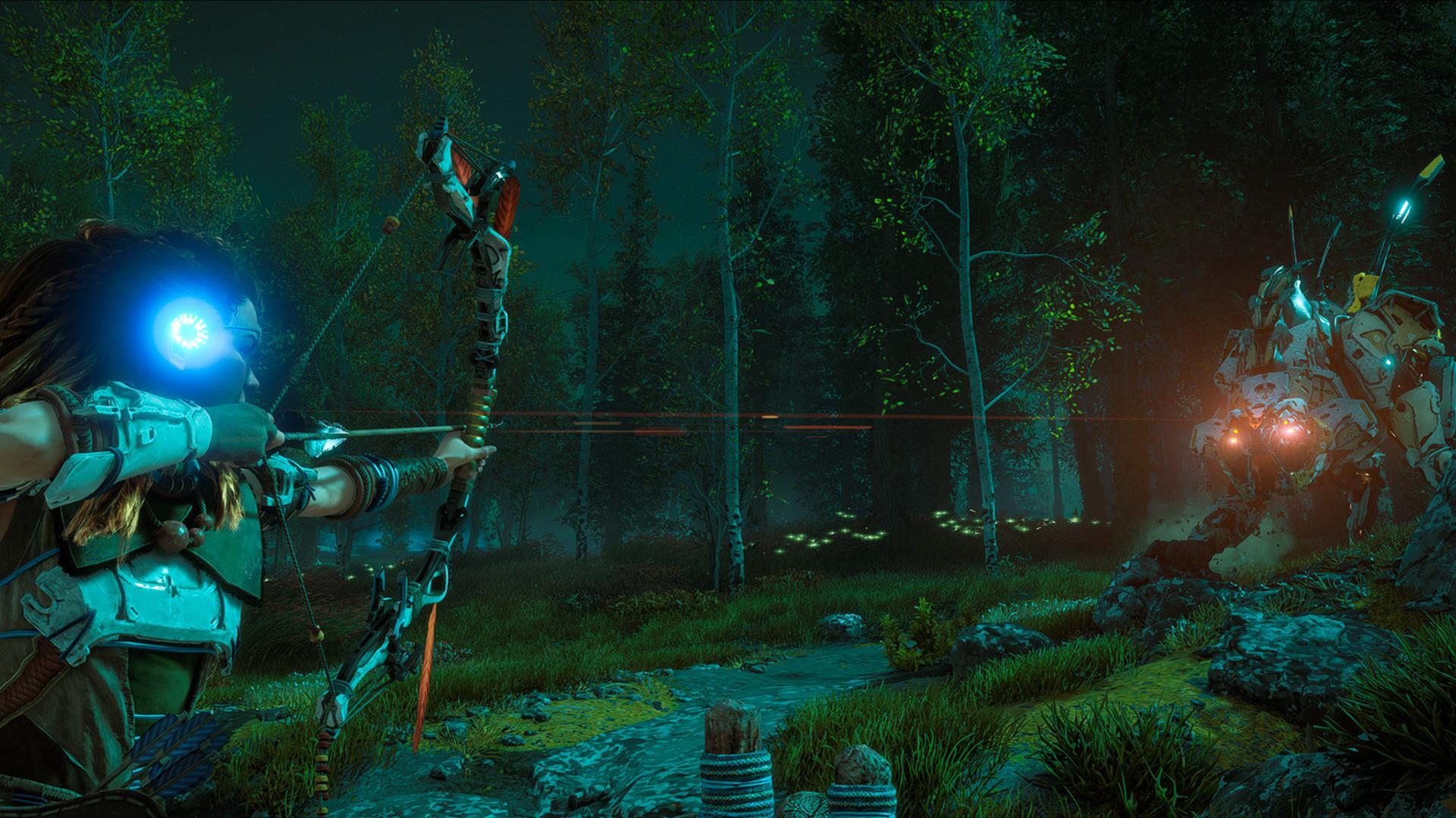"""Horizon Zero Dawn devs are """"investigating"""" crash reports and bugs"""