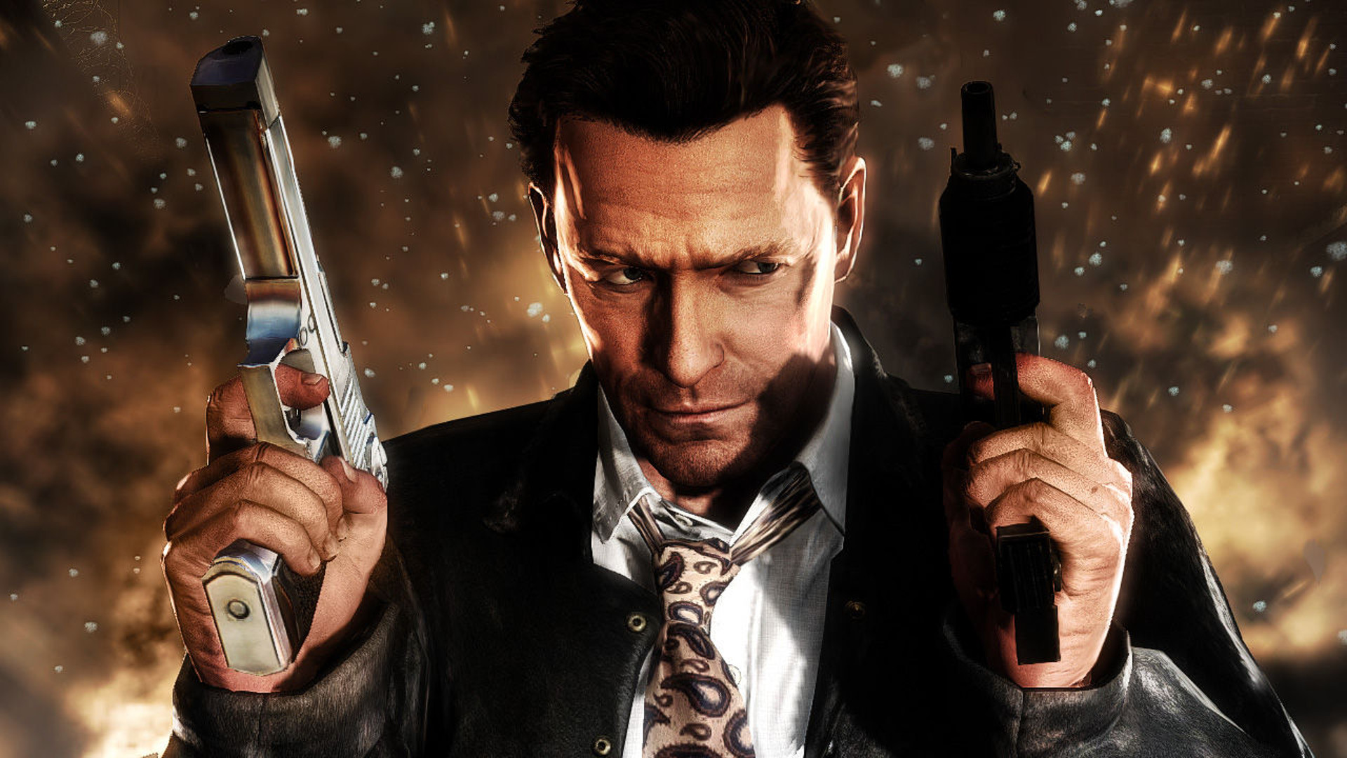 Max Payne Has Killed Over 2 000 Cops And Criminals Pcgamesn