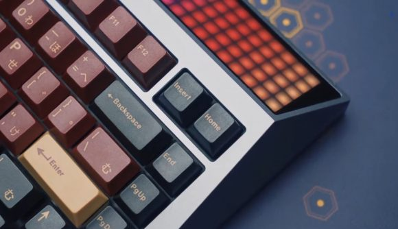 Angry Miao Cyberboard mechanical gaming keyboard