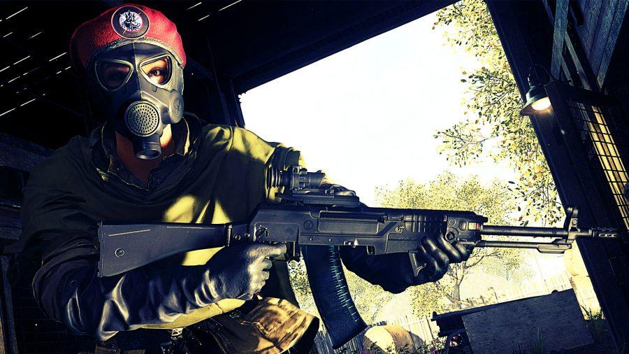 Best Warzone AN94 loadout