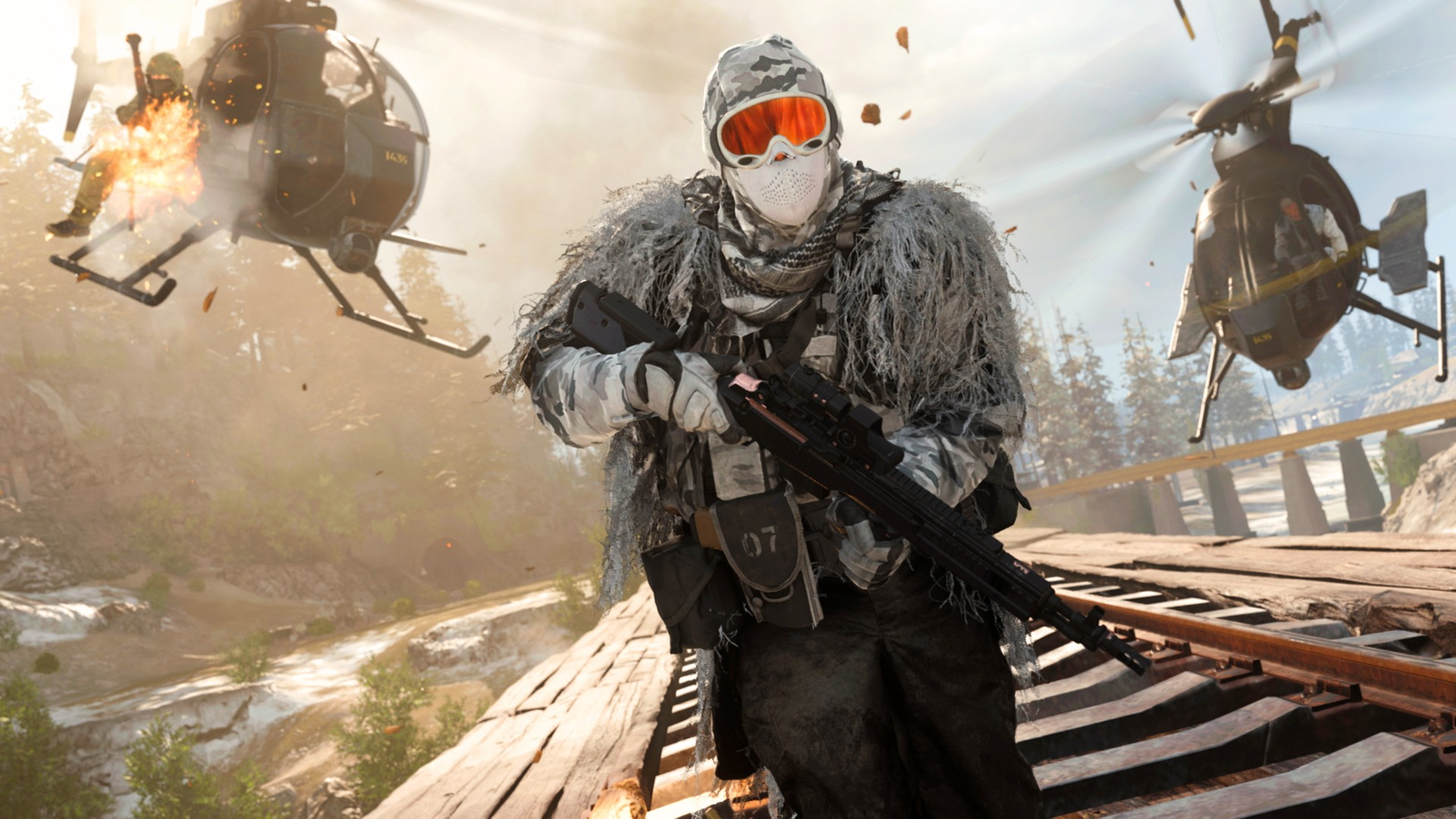Call of Duty: Warzone can't be confused with Warzone.com, says Activision