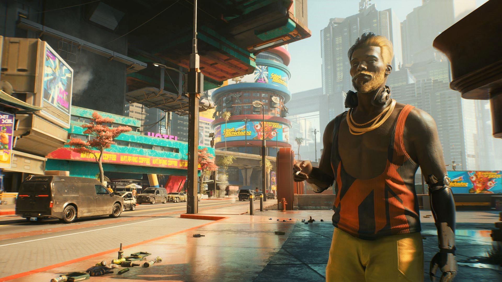 تریلر روز عرضه Cyberpunk 2077 پلیر ها را برای غرق شدن در اعماق نایت سیتی آماده میکند