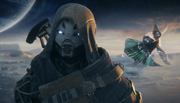 Destiny 2's The Stranger