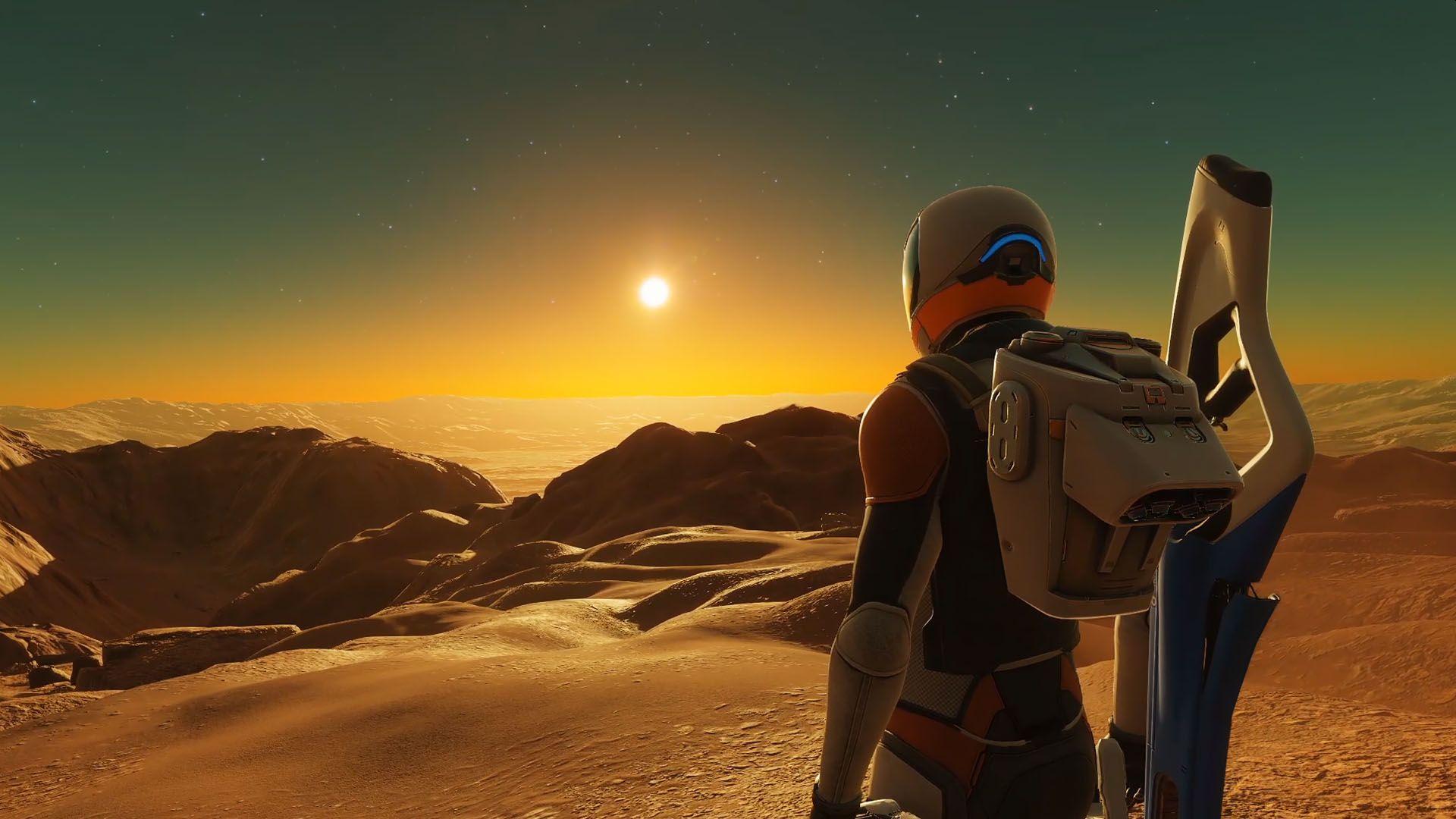 Elite Dangerous: Odyssey's first hotfix should improve stability