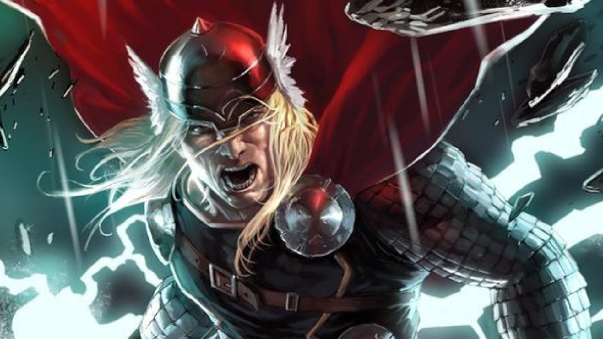 Looks Like Fortnite Chapter 2 Season 4 Will Feature Thor And More Marvel Content Pcgamesn