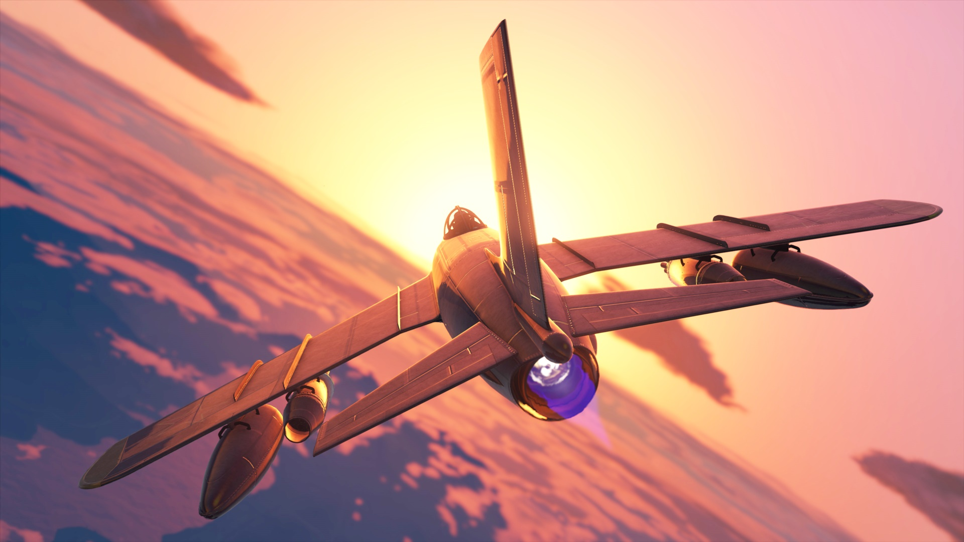 This Grand Theft Auto 5 mod lets you control a plane using your body