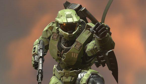 Halo Infinite's Masterchief