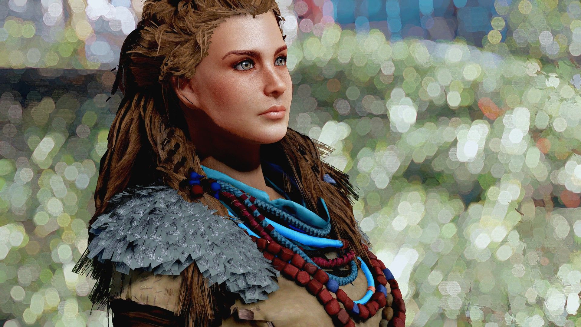 Horizon Zero Dawn comes to Fallout 4 with this authentic Aloy mod