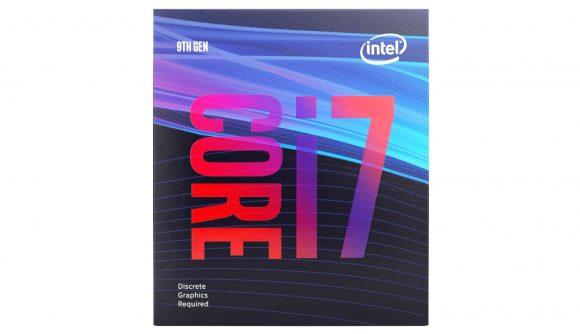 Intel Core i7 Coffee Lake 9700F locked