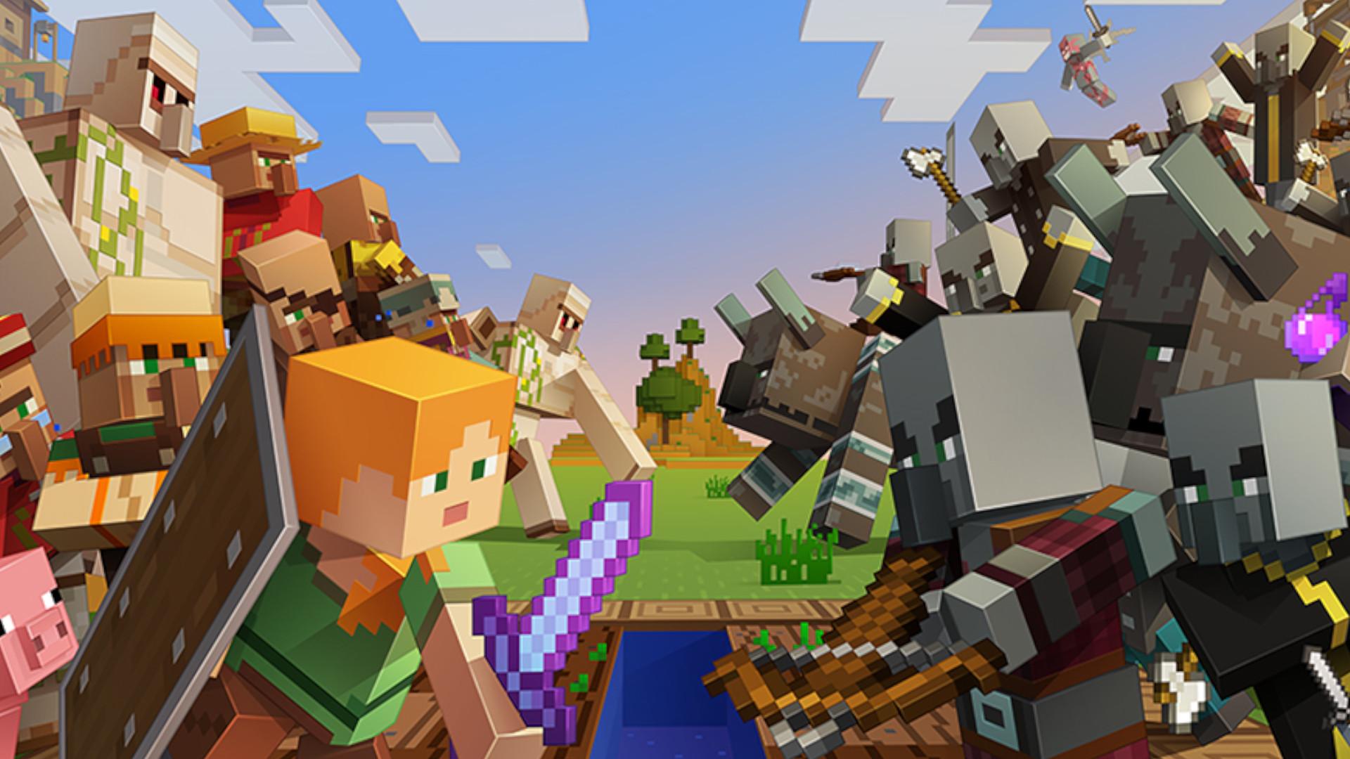 Minecraft's combat rework gets another snapshot test