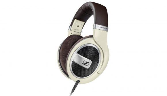 Sennheiser HD 599 open-back headphones