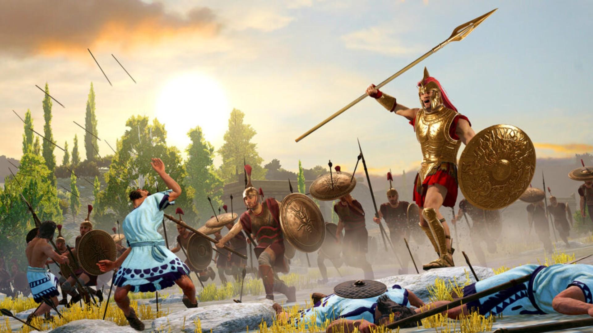Total War Troy Achilles guide: start position, campaign mechanics, and unique units