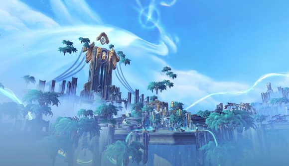 One of WoW: Shadowlands locations