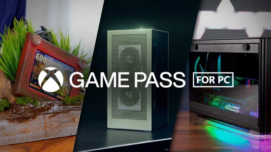Приложение Xbox Game Pass для ПК