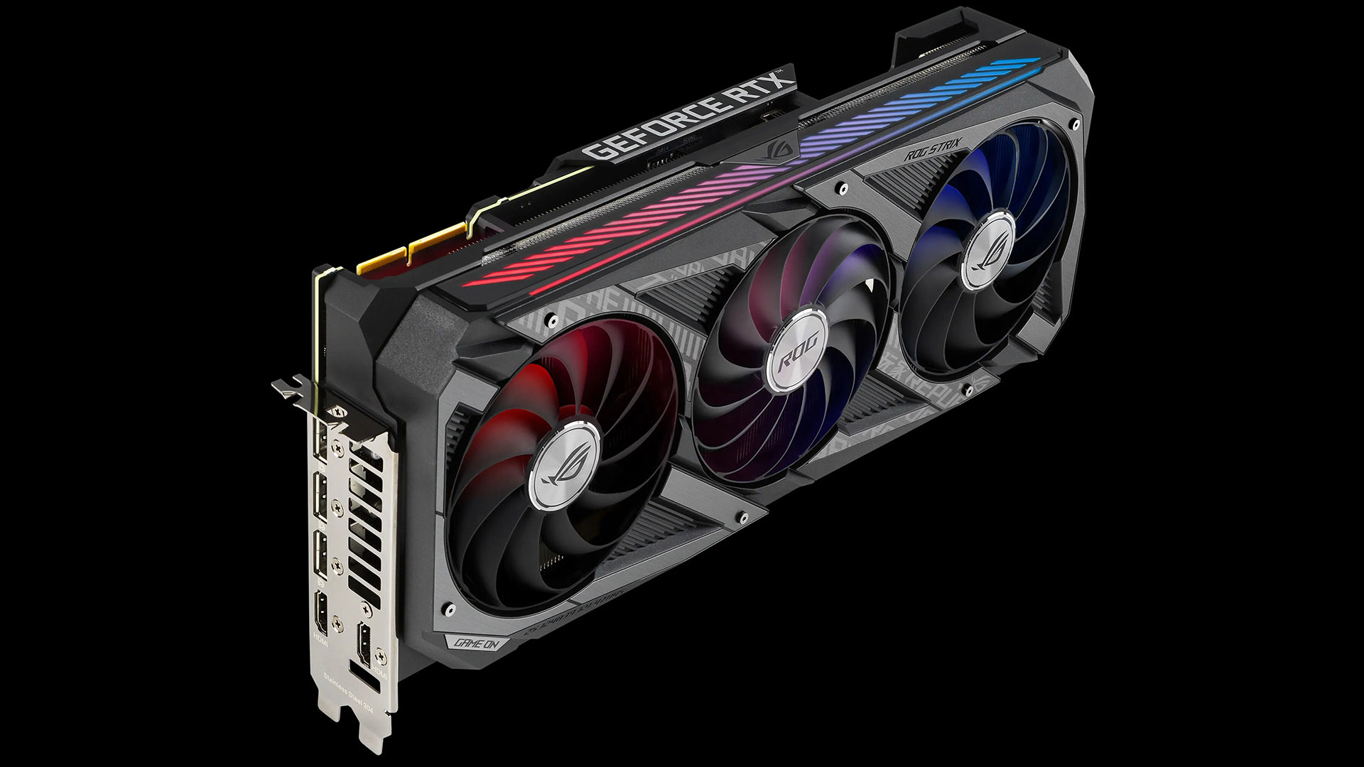 Nvidia's 20GB RTX 3080 Ti and 12GB RTX 3060 have been leaked by Asus