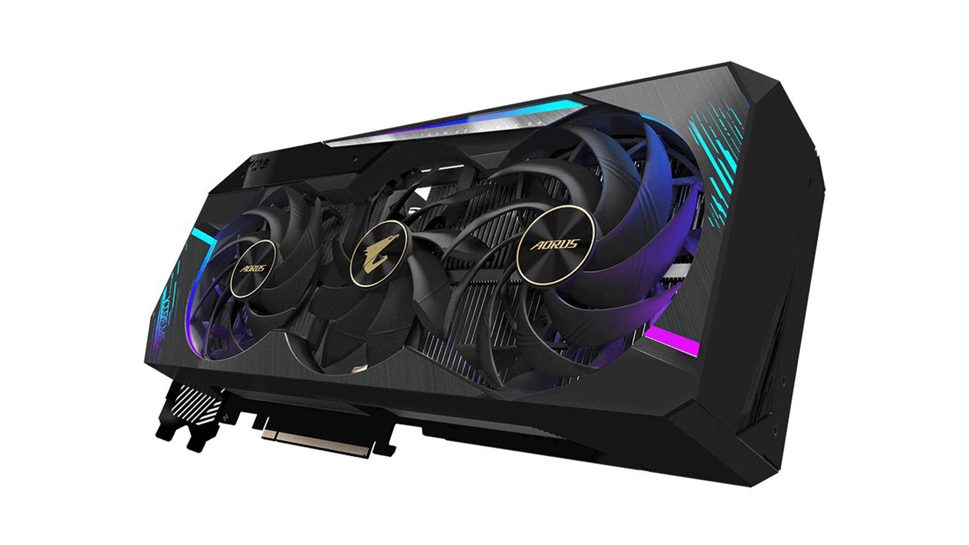 Gigabyte has 12 Nvidia RTX 3080 Ti graphics cards on the way at 12GB
