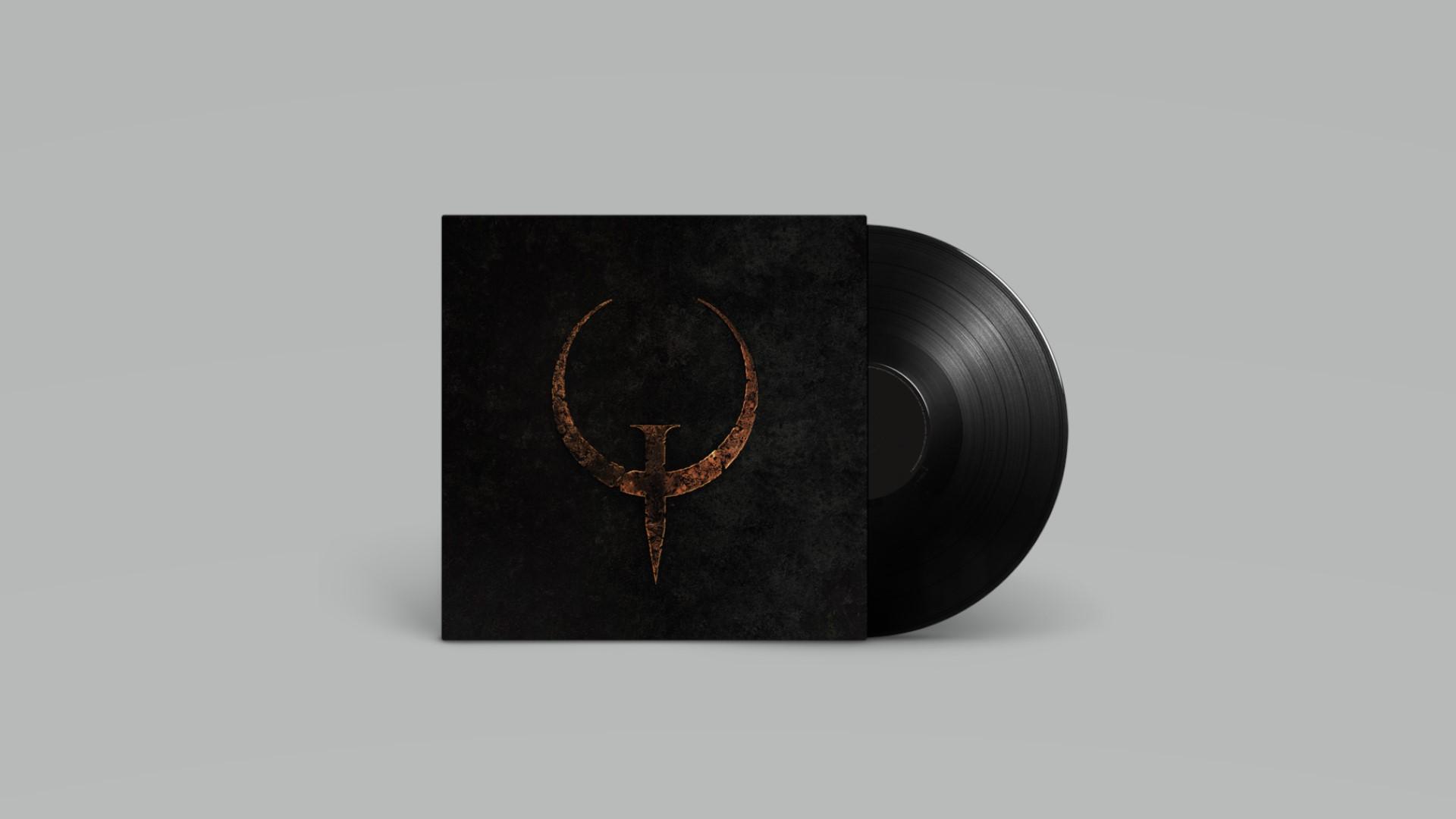 Nine Inch Nails' Quake soundtrack gets a vinyl remaster