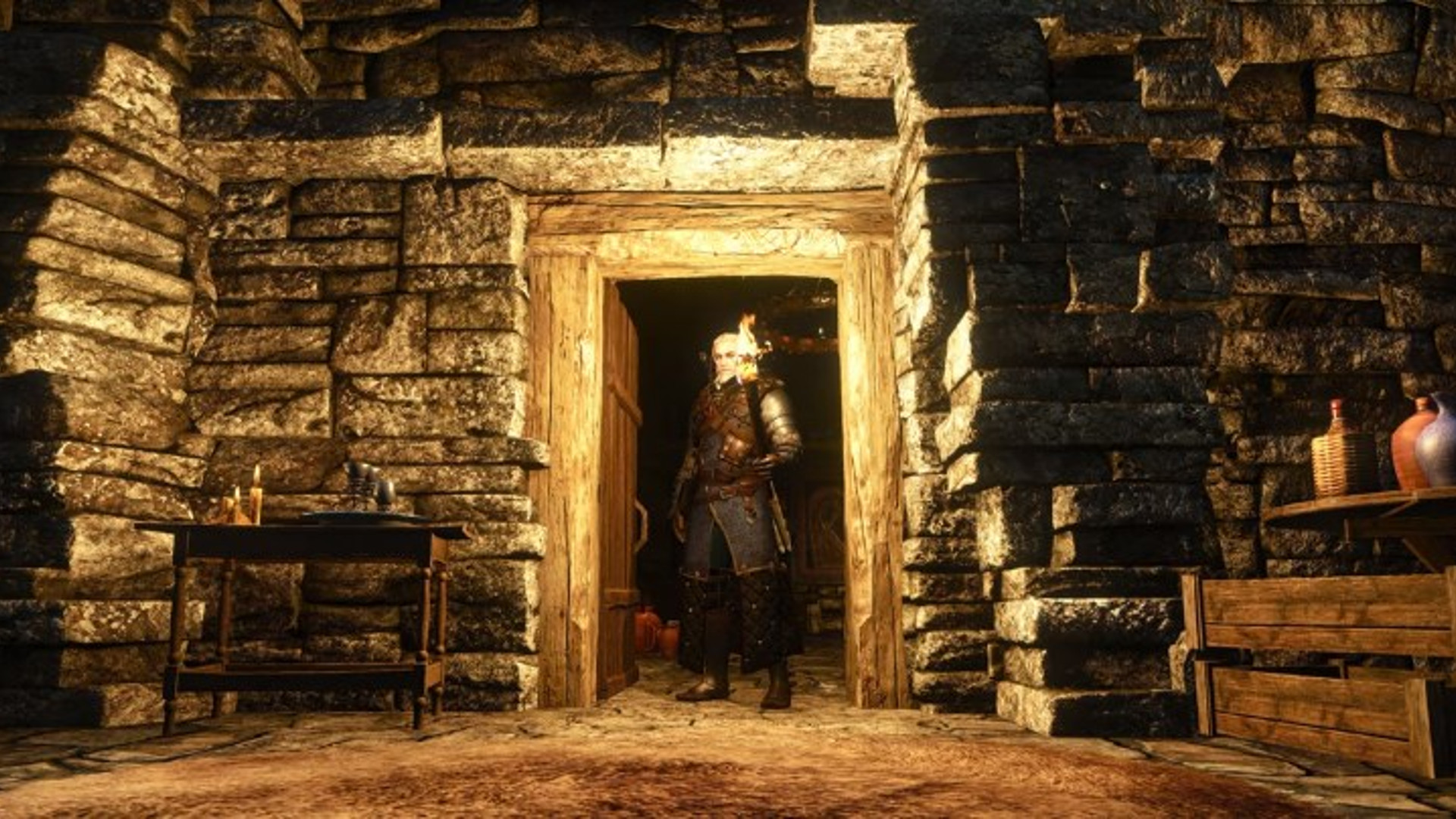 """The Witcher 3 HD rework mod is a """"new visual experience"""" - PCGamesN"""