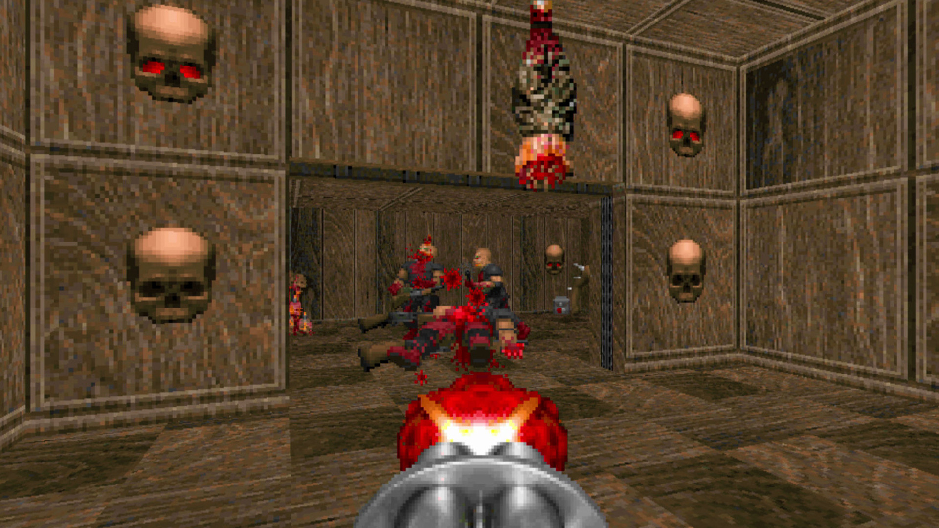 Doom and Doom 2 update makes them even harder, adds Steam support