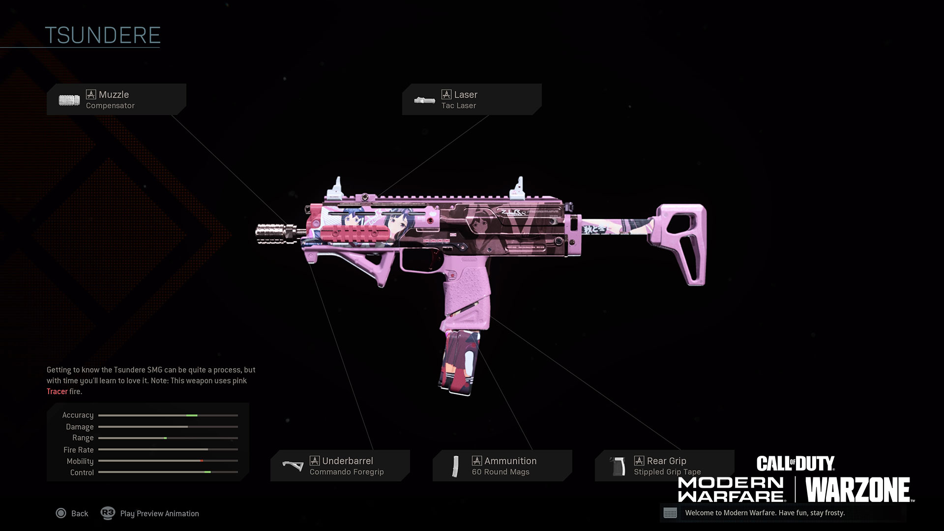 Call Of Duty Warzone Gets Anime Gun Skins In This Week S Update Pcgamesn We'll be posting more modern warfare stuff throughout the day, so make sure to check back regularly. call of duty warzone gets anime gun