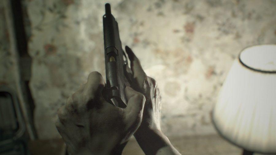 Amazon Luna games list Resident Evil 7