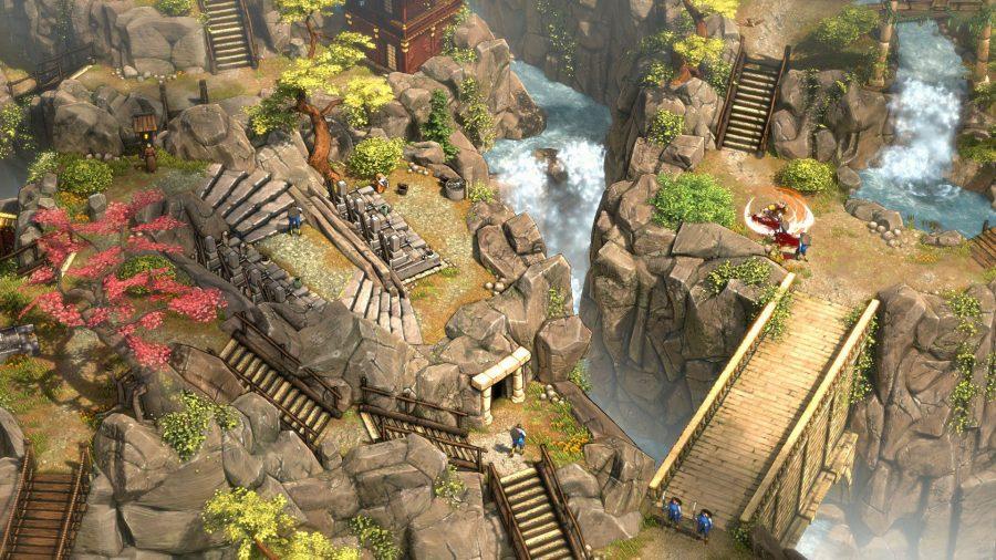 Amazon Luna games list Shadow Tactics