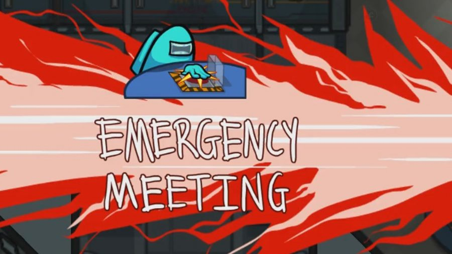 Among Us guide emergency meeting