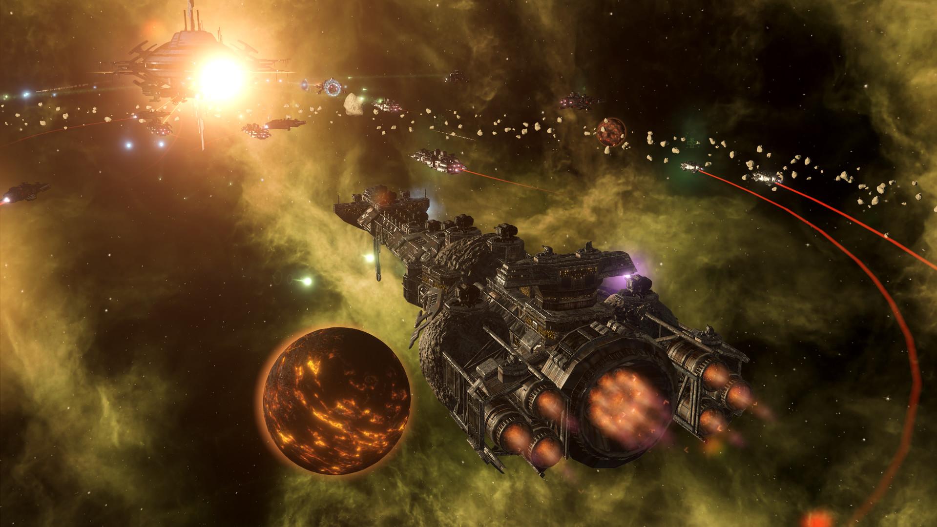 Stellaris' espionage rework will let you run a network of Star Wars Bothan spies