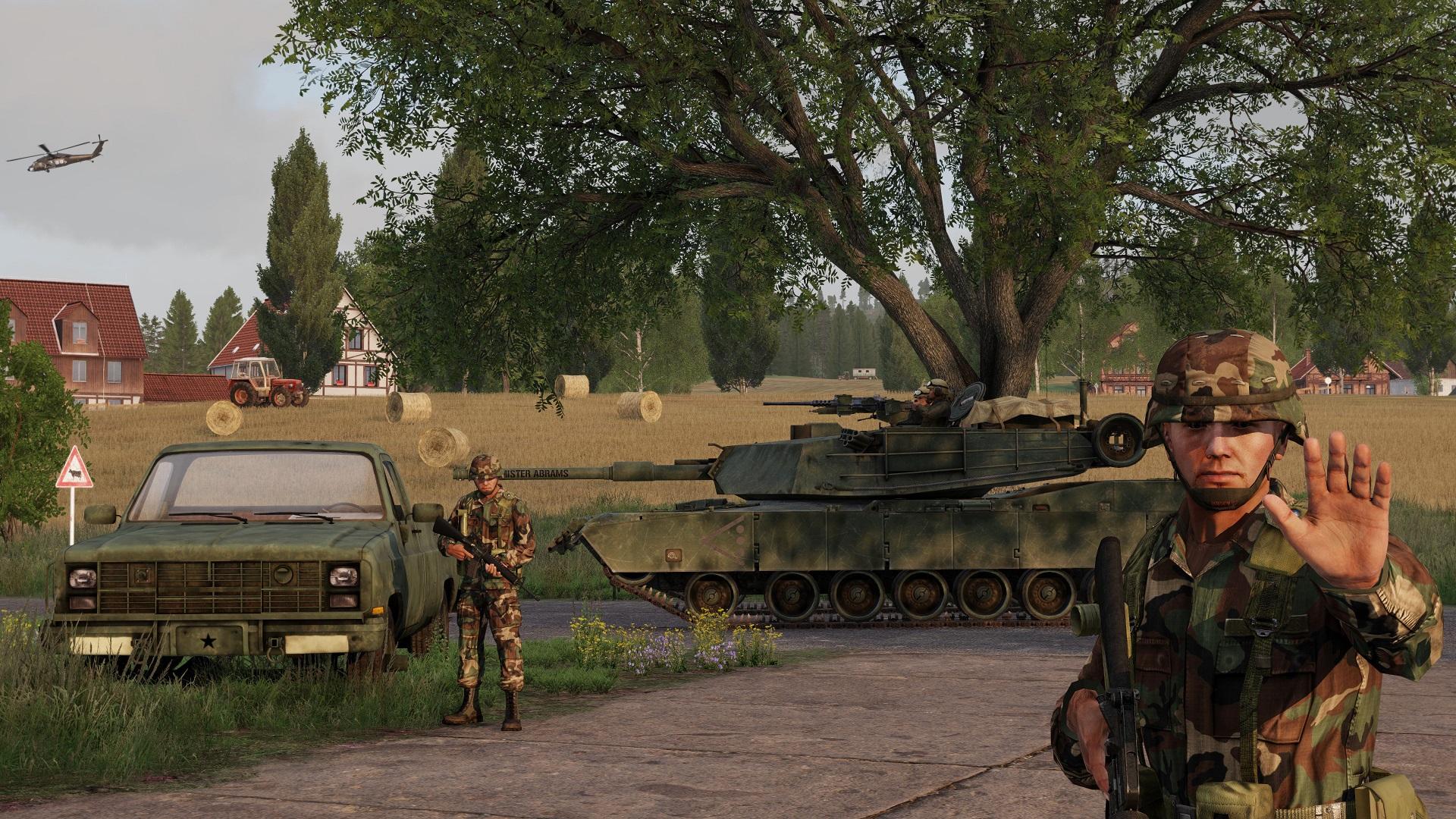 Arma 3's next DLC is a trip to 1980s Czechoslovakia