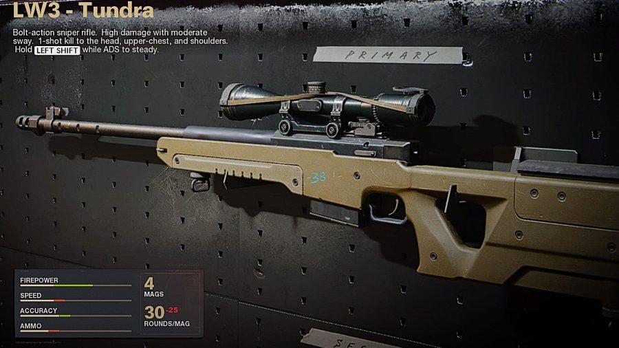 Call of Duty: Black Ops Cold War guns