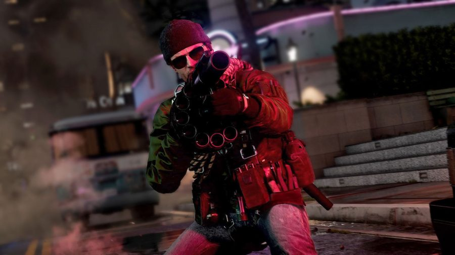 Miami at Call of Duty Black Ops Cold War