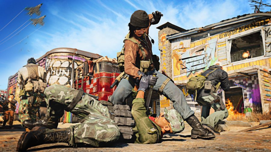 Nuketown '84 at Call of Duty Black Ops Cold War