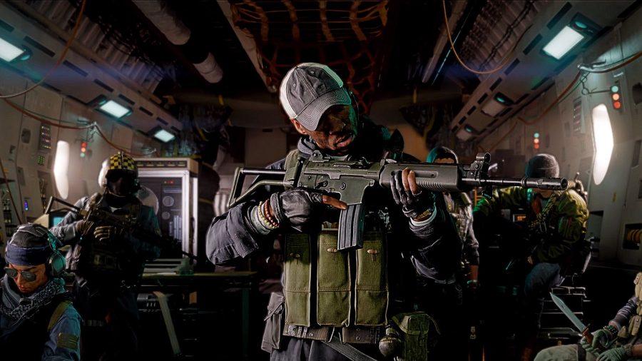 Call of Duty Black Ops Cold War scorestreaks