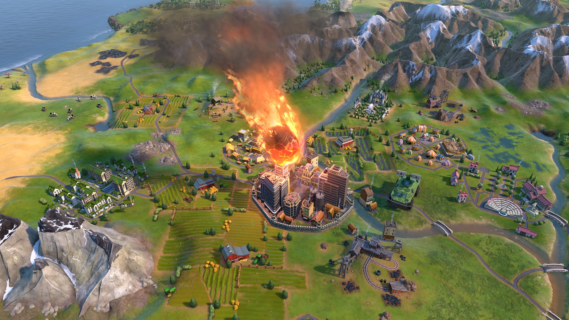 It turns outs the amount of gold Portugal can generate in Civilization 6 is disgusting