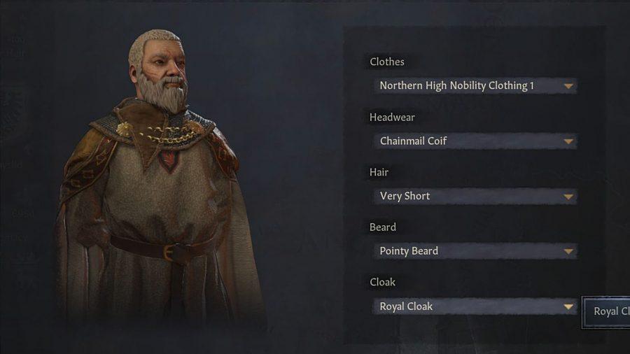 CK3 character creator