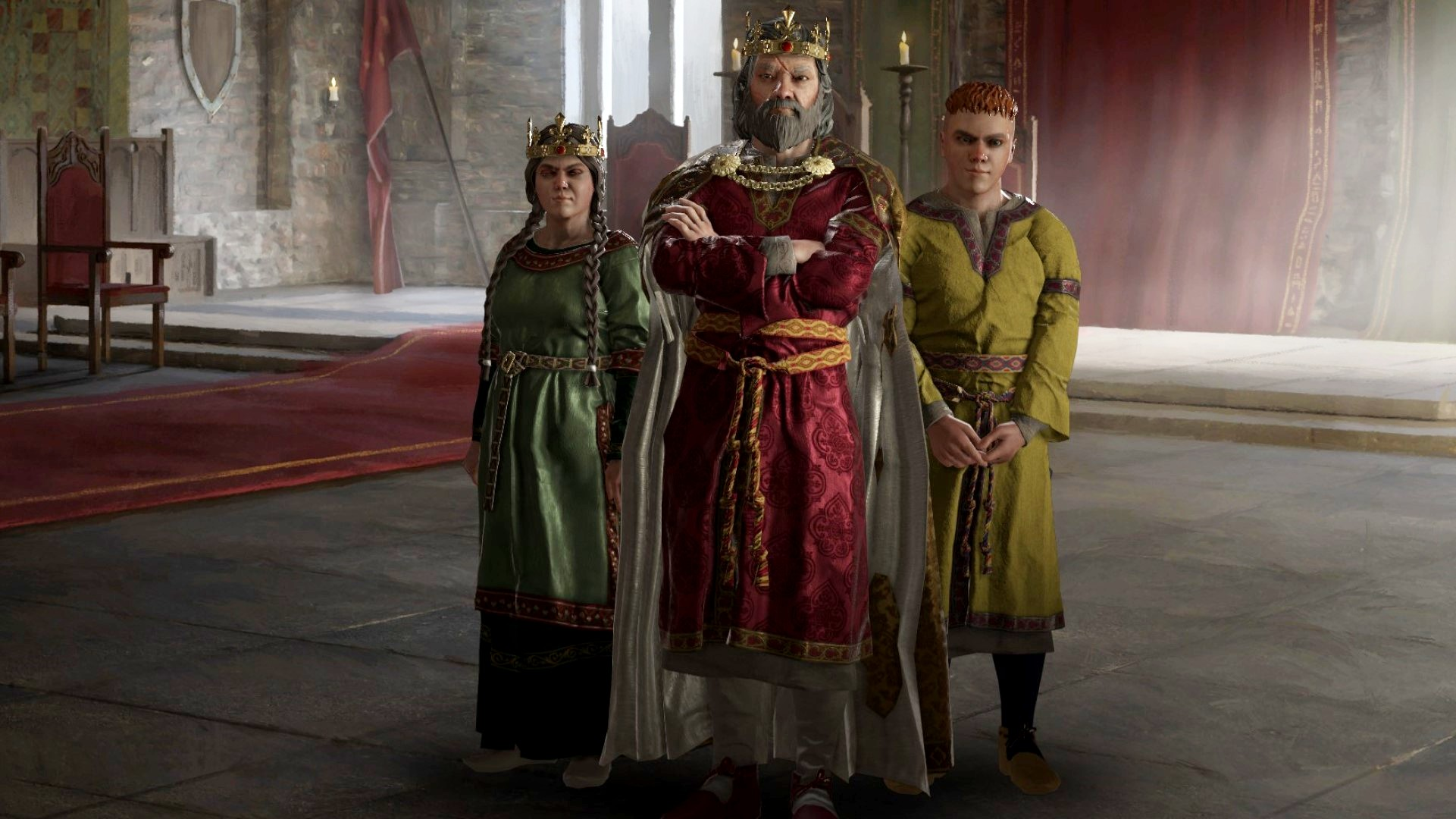 Crusader Kings 3's new DLC will be revealed at PDXCon Remixed next month
