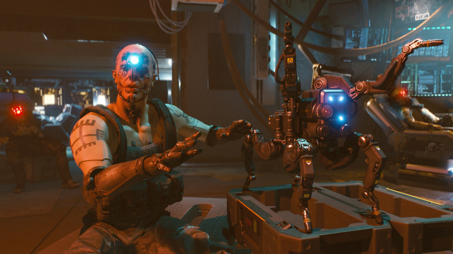 "Cyberpunk 2077 dev ""won't be aggressive"" with multiplayer microtransactions 