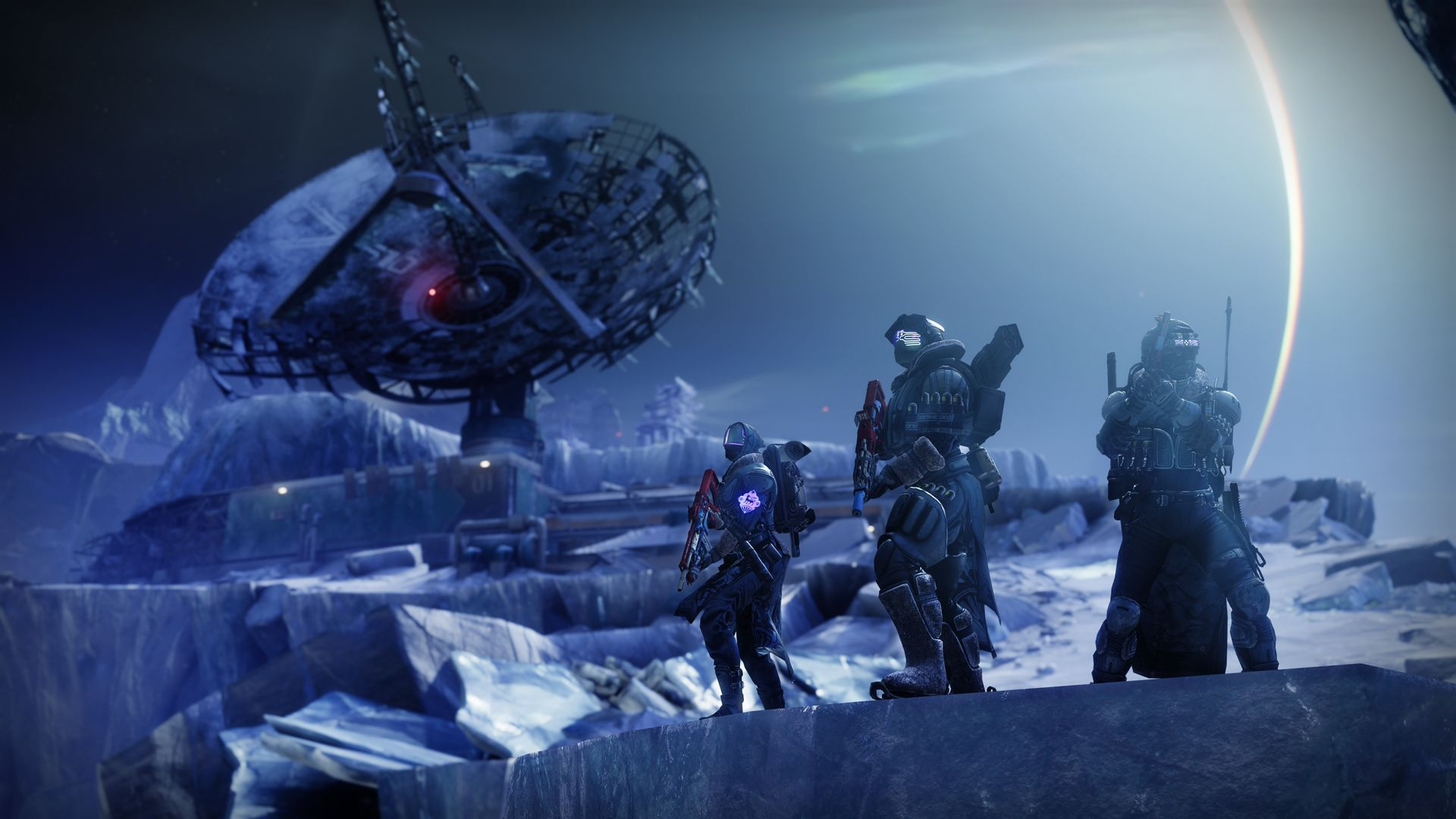 Here's when you can pre-load Destiny 2: Beyond Light on PC | PCGamesN
