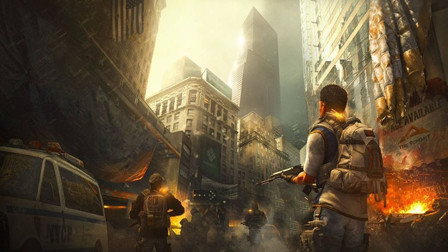 games-like-borderlands-the division
