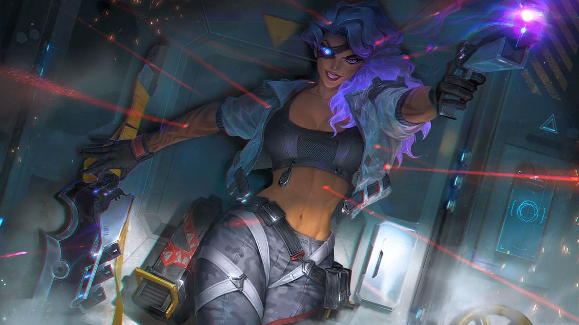 """League of Legends' Samira gets hotfix nerfs, was """"clearly too strong on day one"""""""