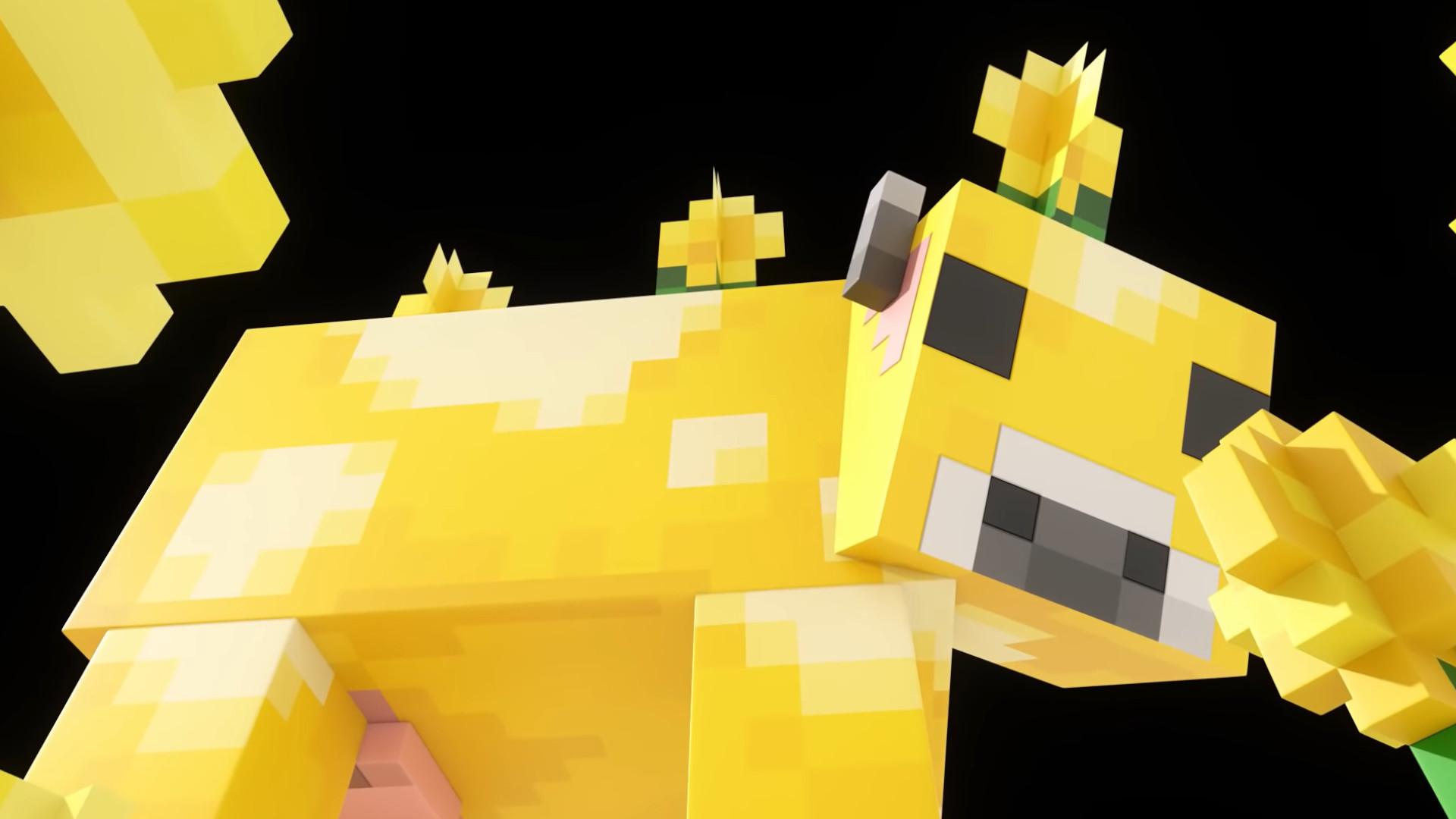 Mobs new minecraft List of