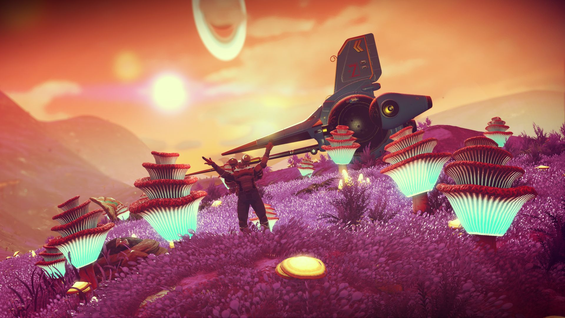 No Man's Sky Update 3.0 Drops Today, Updates Entire Universe