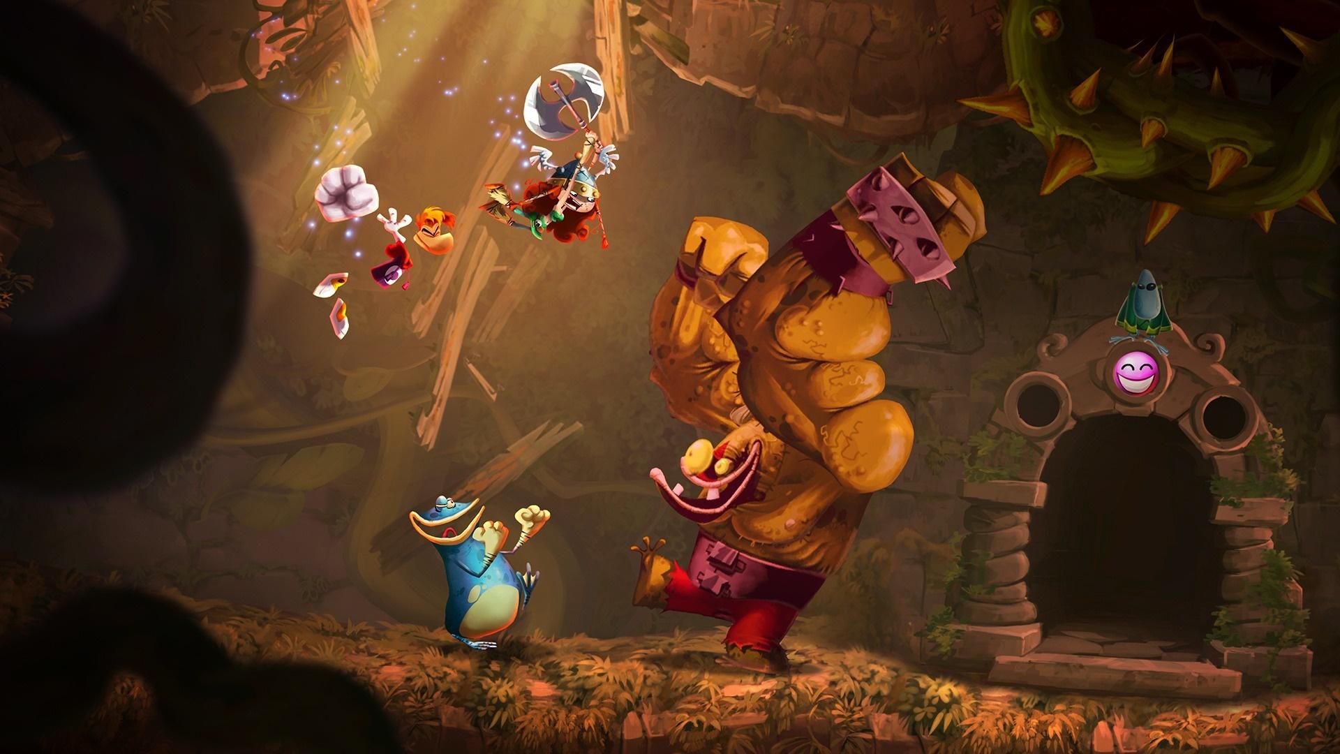 Rayman creator leaves Ubisoft to work on a wildlife sanctuary