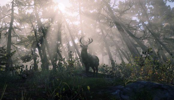A buck in Red Dead Online