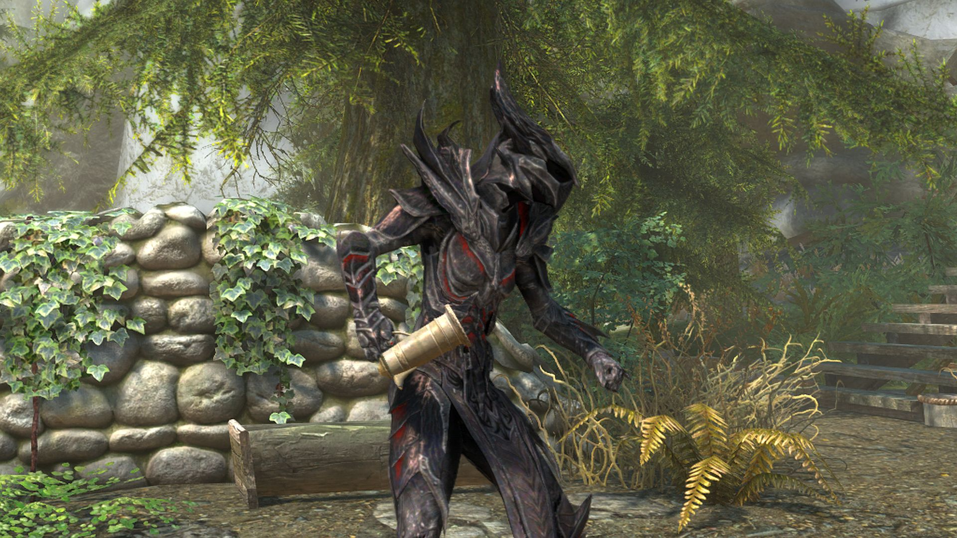 This Skyrim Mod Turns Your Kitchen Into A Deadly Arsenal