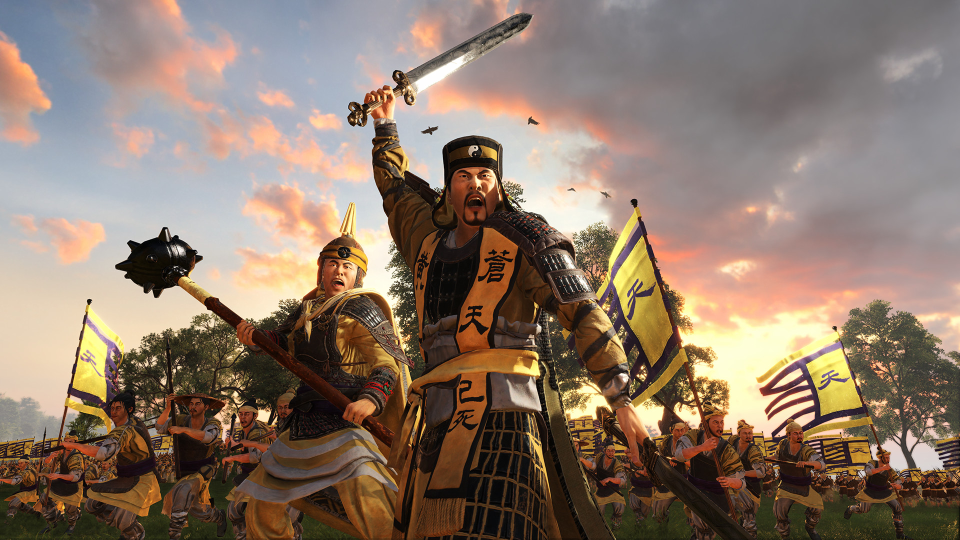 Is Total War: Medieval the next historical Total War game?