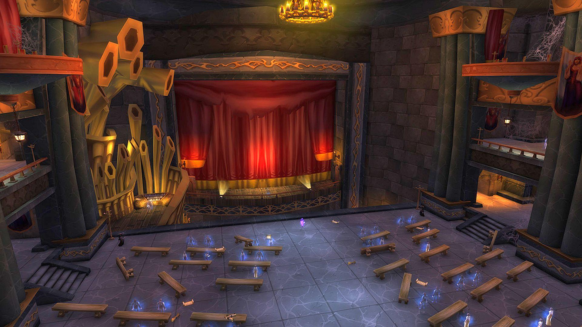 Самая сложная головоломка World of Warcraft