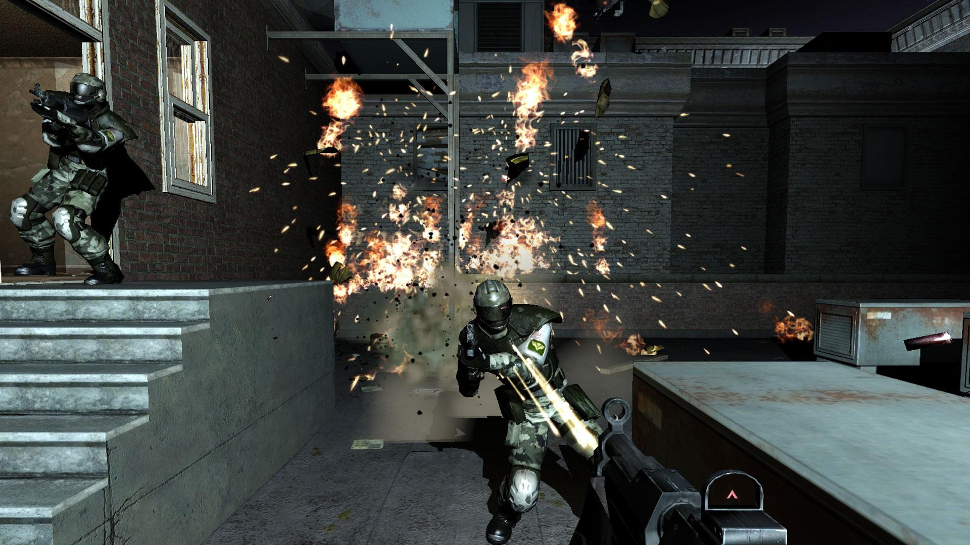 The F.E.A.R series should be renamed K.I.L.L, for all the killing that happens