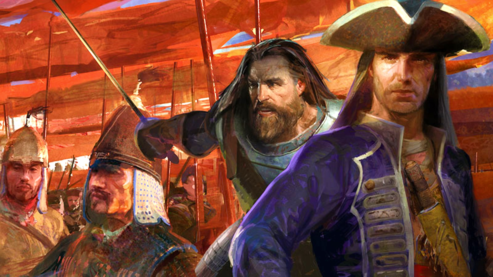 Age of Empires 3 DE will get a new civ today, and a new expansion later this year